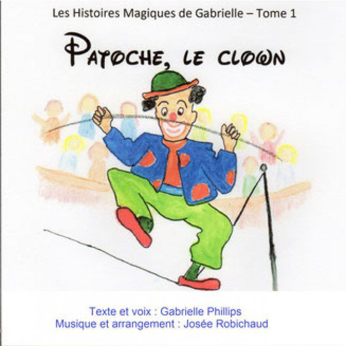 Patoche, le clown